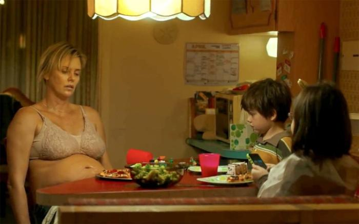How Charlize Theron's New Film Tully Tackles Raw Motherhood - Charlize Theron's new film, Tully, addresses mental and physical health issues surrounding motherhood. The film depicts the realities of parenting and speaks to the obligation to discuss such issues that are oftentimes ignored by society. Its authenticity has been commended, garnering support from new mothers who say the film is all too real; however, by creating a film dedicated solely to these issues, Tully embodies the importance for recognition of women's mental health.