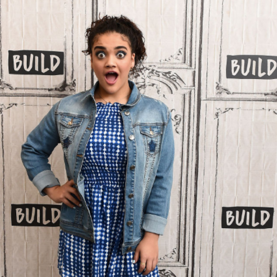 Laurie Hernandez Launches Body-Positive Clothing Line - Olympic gold medalist and