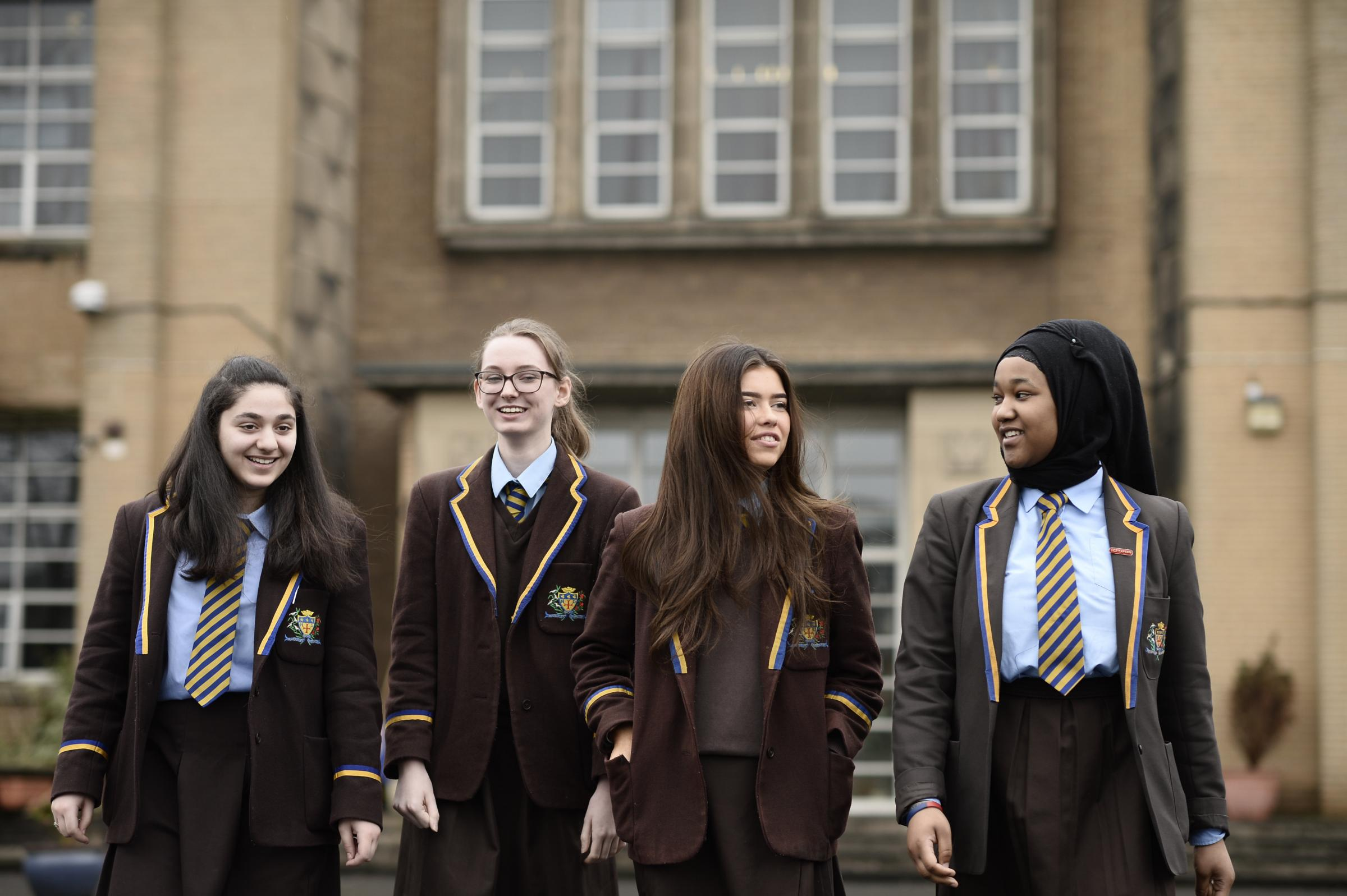 "All-Girls Education: Minimizing or Maximizing Gender Inequality?  - Notre Dame High School, a Catholic establishment founded by nuns in 1897, is Scotland's last remaining single-sex state school. However, the school roll is not at capacity, and there is a group of people campaigning for it to include boys because they feel that all-girls education is ""discriminatory, outdated and unfair."" Many of the girls at Notre Dame high school firmly their single-sex education, saying that their all-girls schools allow them to take science classes without feeling intimidated, boost their confidence, and helps girls maintain more positive attitudes towards body image.  In the context of the current #MeToo campaign and the gender pay gap, there is substantial disagreement as to whether single-sex or co-educational schools are best for girls."