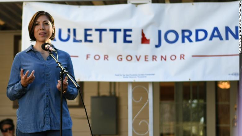 Paulette Jordan Hopes to Become Idaho's First Native American Governor - Democrat Paulette Jordan defies critics with her candidacy for Idaho governor. The 38-year-old Coeur d'Alene Native American woman cites her powerful female ancestors as motivation for her candidacy, asserting that