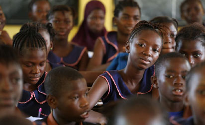 Efforts to Increase Menstruation Education for Girls  - The NGO, Princesses Attaining Defining Stages (PADS), recently stated the importance of proper menstrual education and hygiene for female children to allow them to be proactive members of society. PADS founder Temitope Udmo urged schools and government to instigate menstrual hygiene education, especially because of cultural, religious, and traditional beliefs that could lead to restrictions that women and girls face during their period. Some countries in fact perceive menstruation as a disease—a stigma that manifests in a lack of adequate toilet facilities and the availability of clean water in public schools. Menstruation education and proper hygiene materials are needed not only to improve girls' self-esteem, but also to prevent diseases such as reproductive tract infections.
