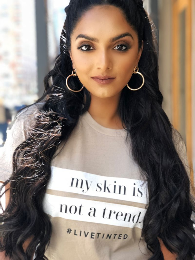 The Community Women of Color Need in 2018 - Upset with the lack of representation and meaningful content within the beauty community, Deepica Mutyala, created the first-ever beauty empowerment community for women of color. Tinted aims to provide recognition for up and coming influencers, create a dialogue between marginalized communities, and form a safe space for women to embrace their unique identities.