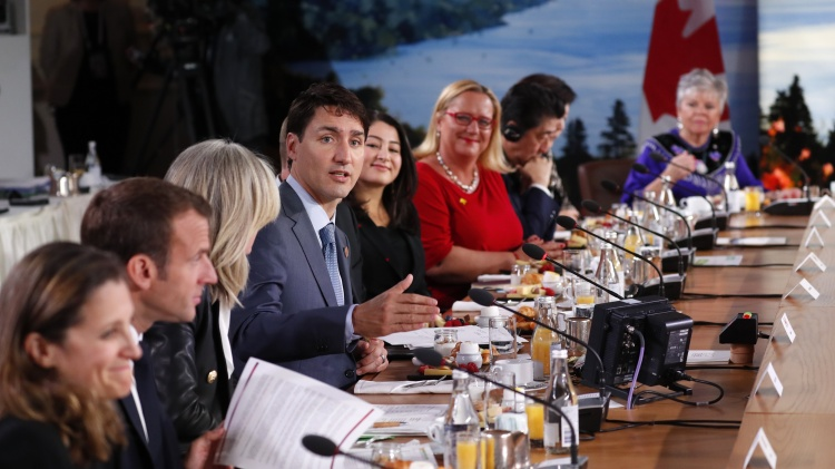 Was the G7 Summit as Feminist as Justin Trudeau Intended?  - Canadian Prime Minister Justin Trudeau directed focus to women and girls at the G7 Summit this year, bringing feminist government to the world stage. Rather than focusing on a single issue, Canada emphasized gender equality broadly, making it a significant talking point. While the summit was not entirely transformative, Canada succeeded in focusing the discussion on women to a greater degree than ever before.