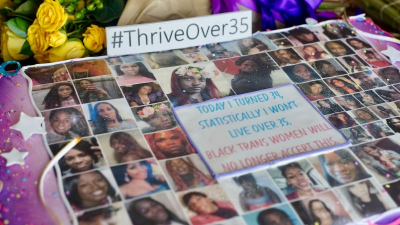Trans Women of Color Aim To #ThriveOver35 - As trans women of color approach their 34th birthday, it becomes a time of uncertainty instead of celebration as the average life expectancy for a transgender woman of color is 35 years of age mainly due to violence. On her 34th birthday, Ashlee Marie Preston, a media personality and civil rights activist, launched the #ThriveOver35 Campaign. This campaign is intended to inspire positivity and empower black and brown trans women to celebrate their existence.