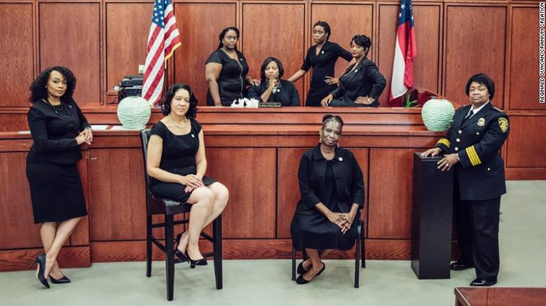 "Exploring the Relationship Between the Justice System and Black America: How South Fulton is Leading the Way - When LaDawn ""LBJ"" Jones, the city solicitor for South Fulton, Georgia, walked into a meeting with the city's municipal court staff, she was greeted entirely by a room that looked like her for the first time. In South Fulton, Georgia, where the population is close to 90% black, the criminal justice is led entirely by black women. Although not pre-planned, this occurrence shows possible progress for the relationship between black America and the justice system."