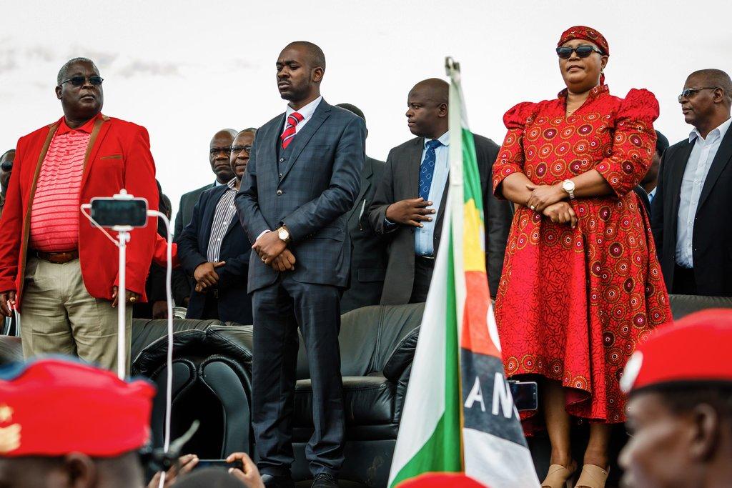 Zimbabwean Polity Threatened By