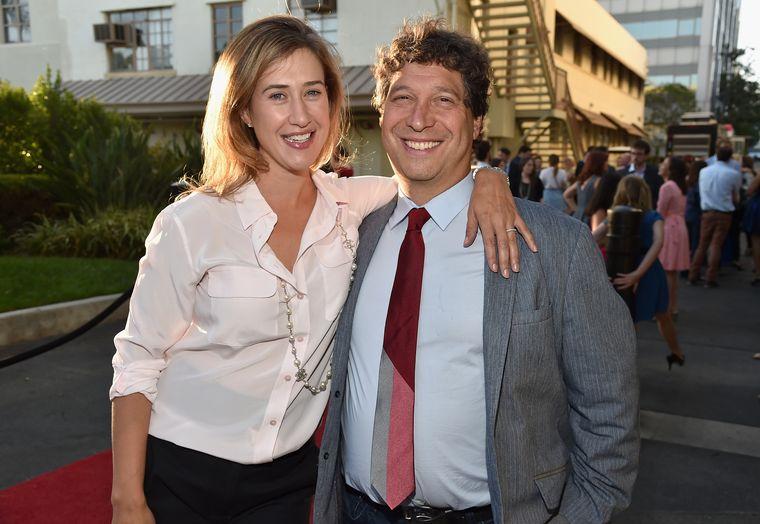 Amy Powell and executive producer Jonathan Stern.jpg