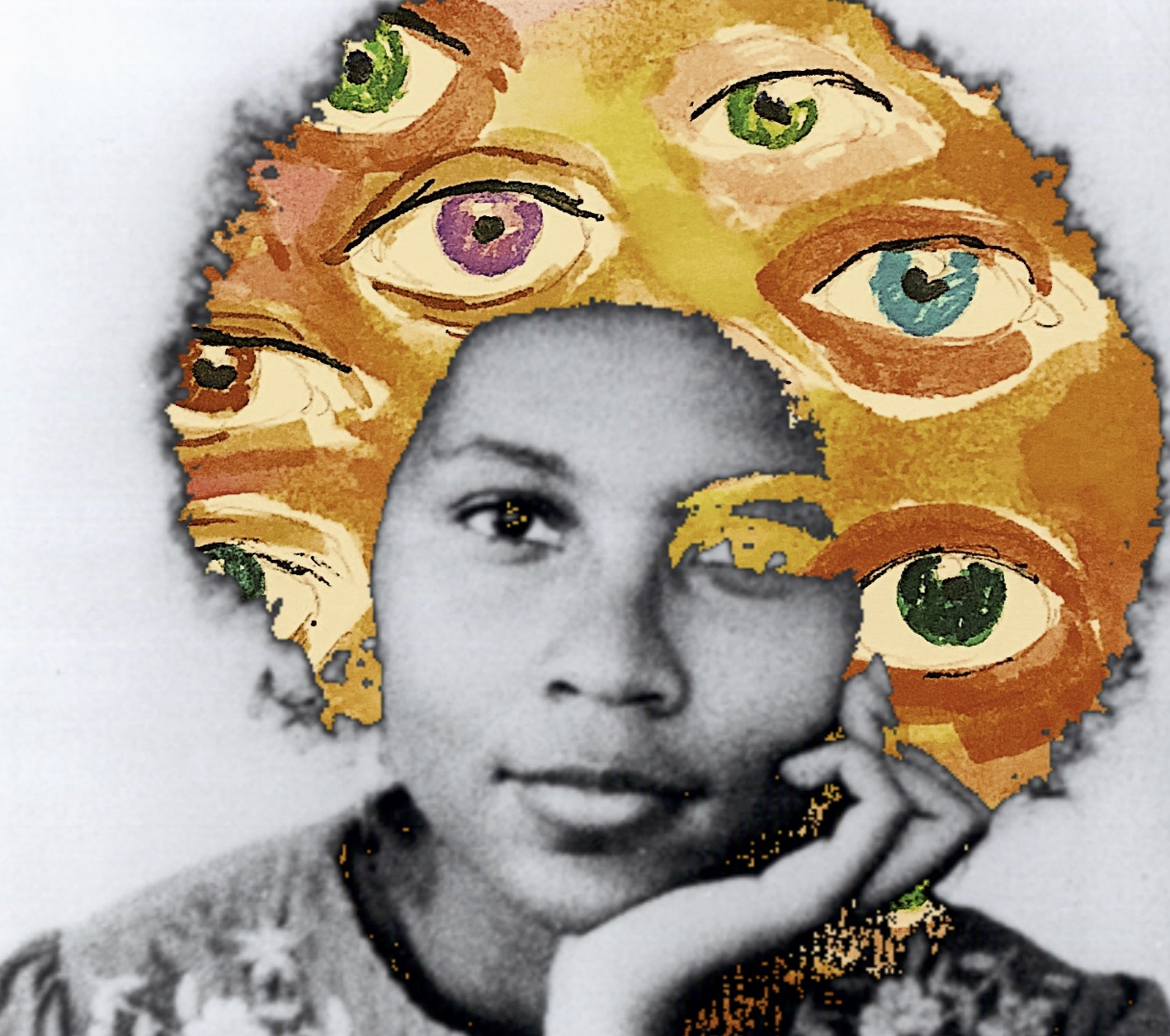 Gloria Jean Watkins/Bell Hooks, author and social activist