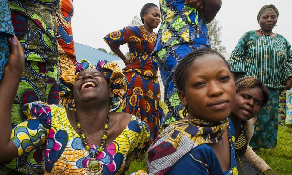 The Netflix Documentary 'City Of Joy' Spotlights A Women's Rights Issue Americans Are Overlooking — .jpg