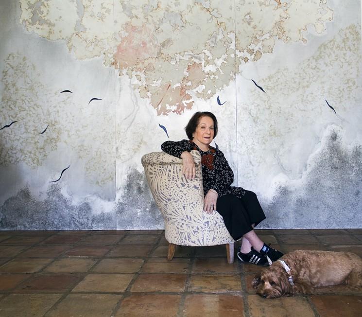 Meet Mira Lehr, the Eco-Feminist Using Art to Save the Shore.jpg