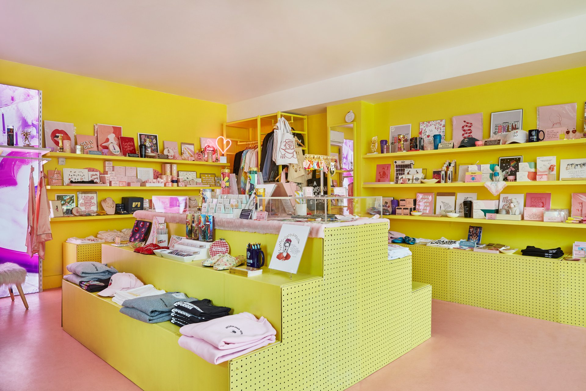 The Bulletin store in Brooklyn, New York. Image courtesy of Bulletin.