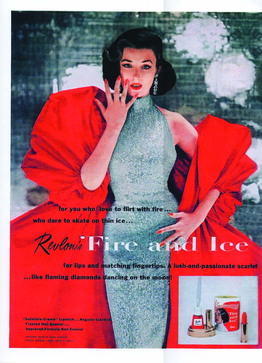Revlon, 1952- The First Ad to Recognize Makeup as Empowering.png