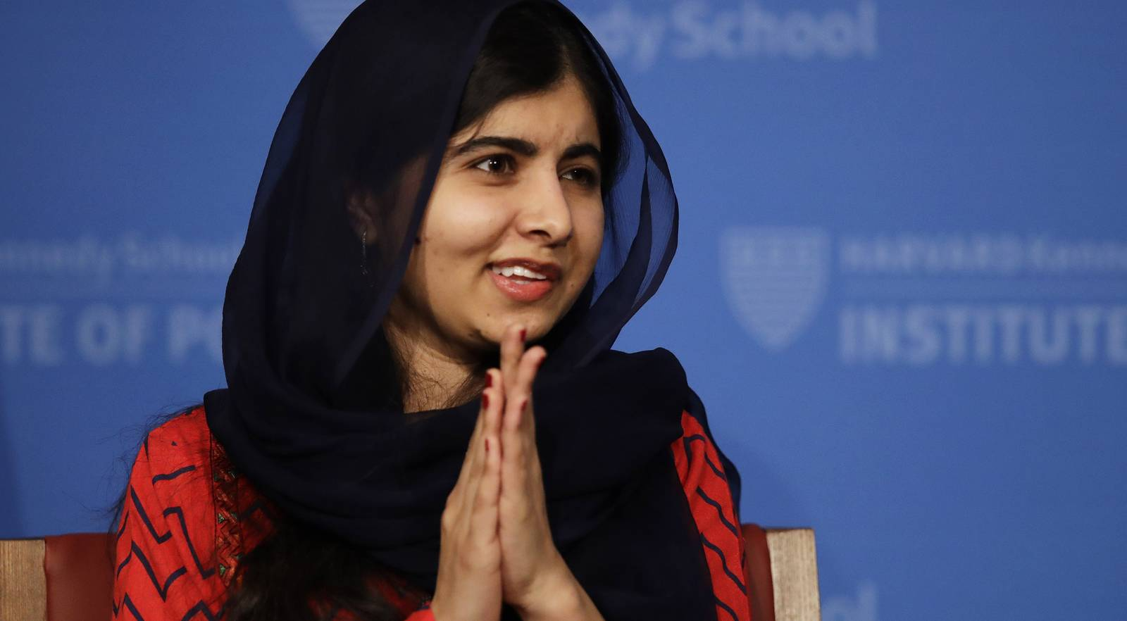 Harvard Award Malala