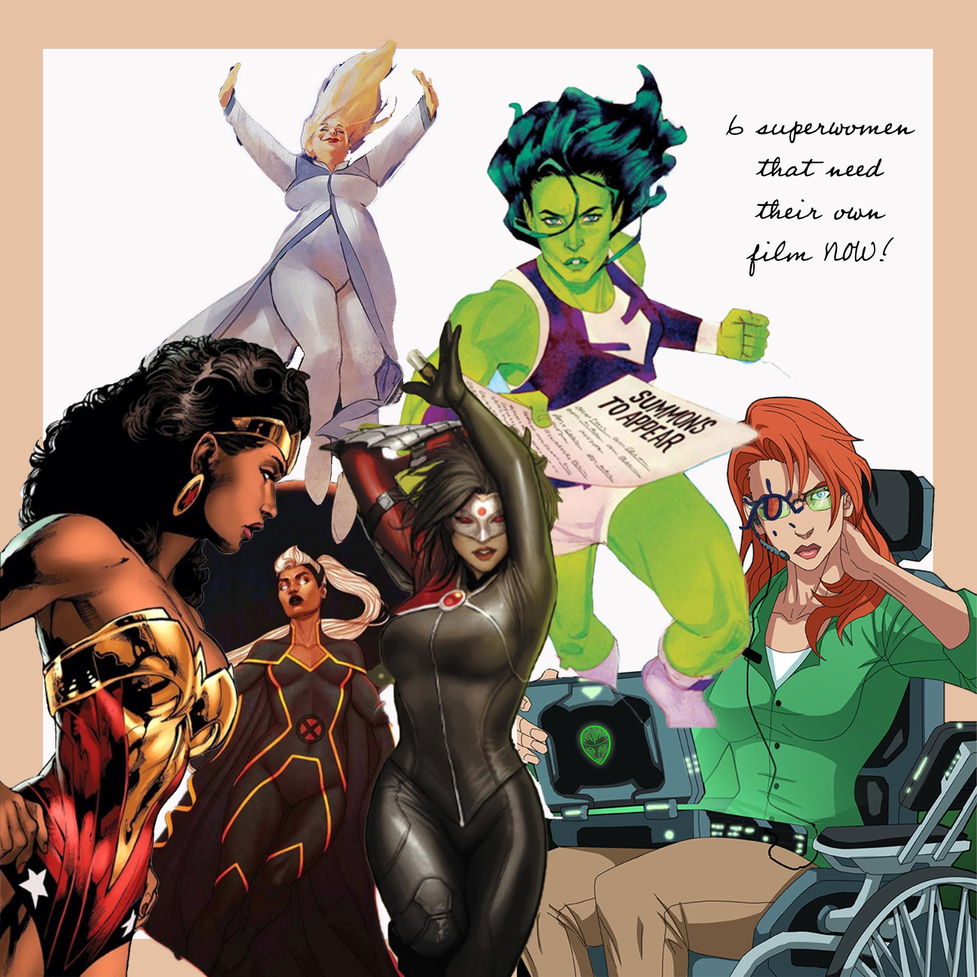 Morgan Female Superheroes.png
