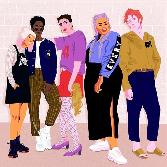 Tired of mindlessly scrolling through your Instagram content? Trying to turn your social media usage into something ~positive~? These 10 female illustrators are the perfect thing to add to your feed! Read all about them on the dot com. 😎