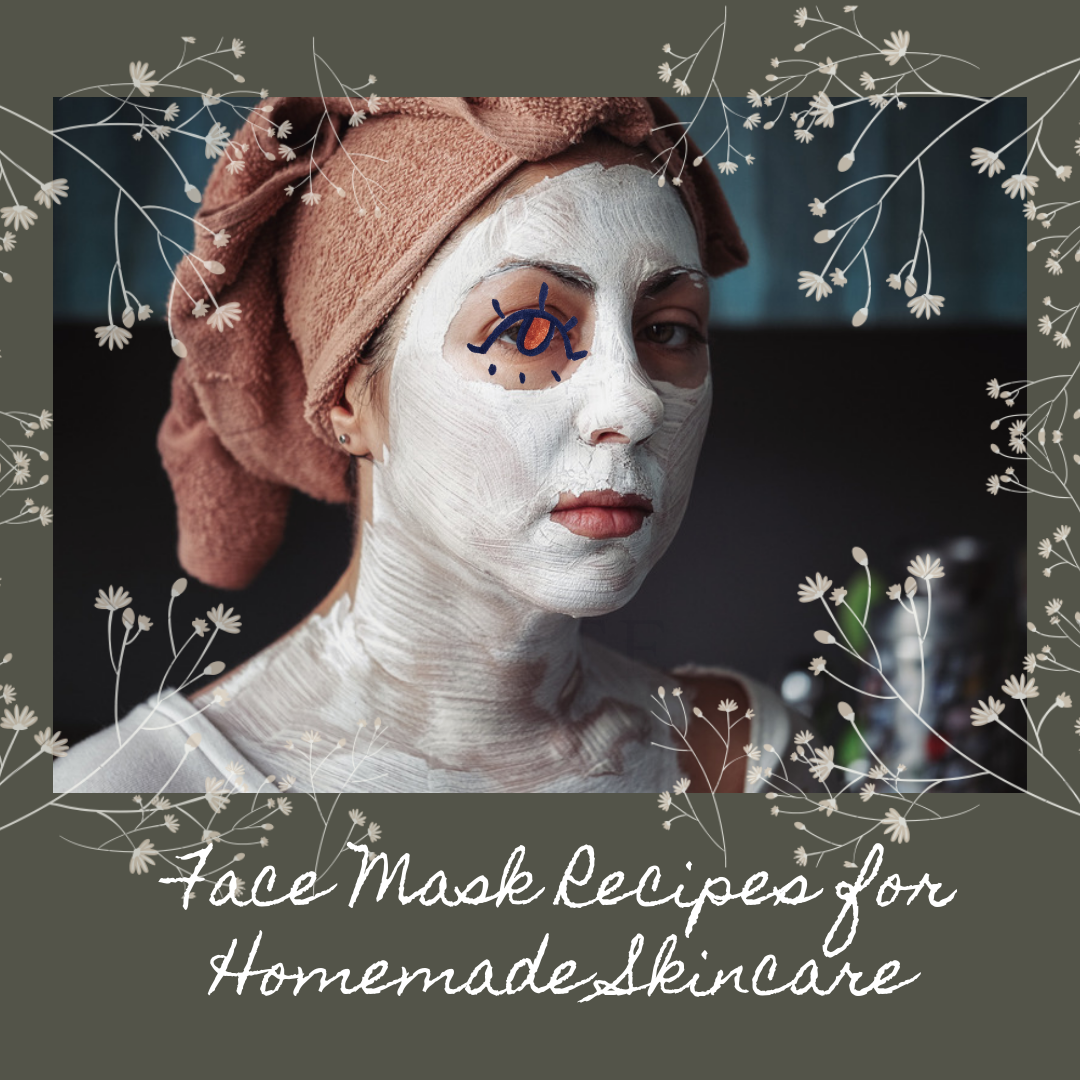 Face Mask Recipes for Homemade Skincare.png