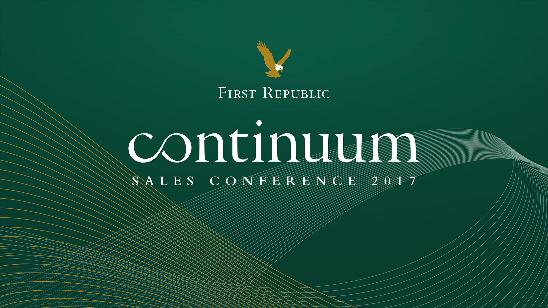CONTINUUM: SALES CONFERENCE