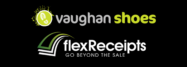 Irish Retailer Vaughan Shoes Selects flexReceipts to Power Dynamic eReceipts