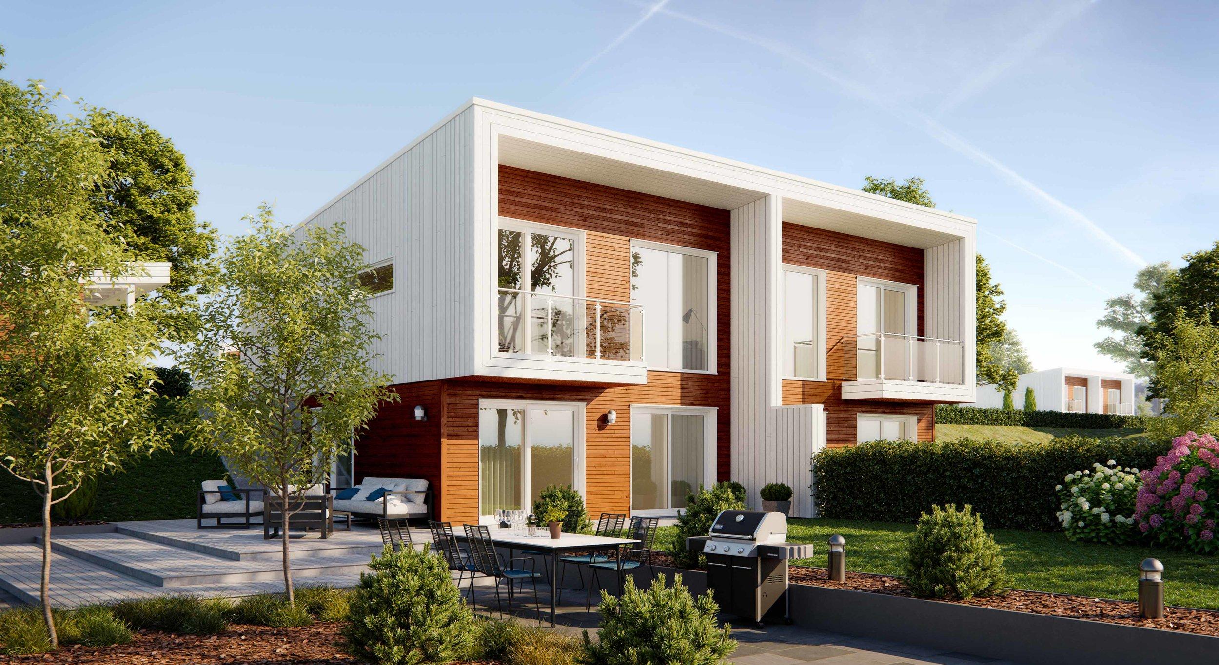 SIGNATUR 300  - TOMANNSBOLIG BRA 125 m² | Soverom 3