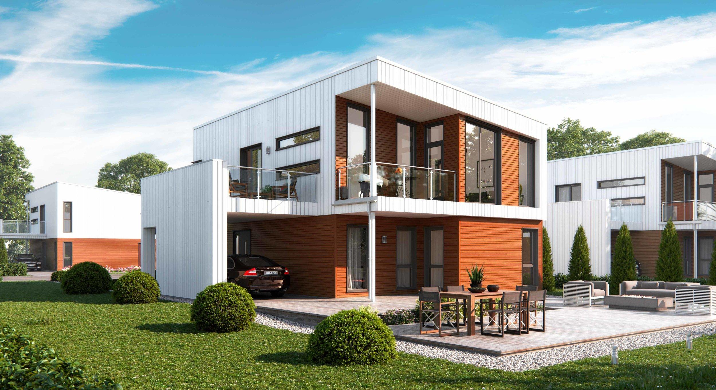 SIGNATUR 303  BRA 187 m² | Soverom 3
