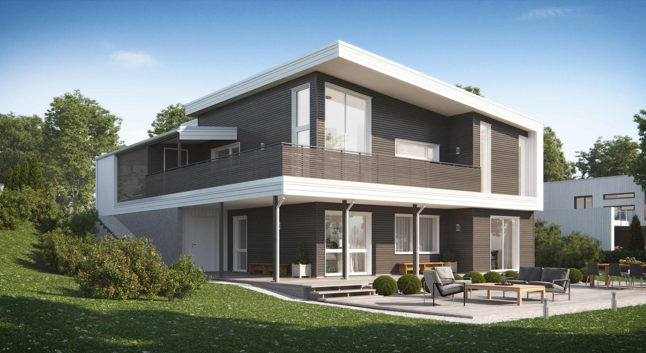SIGNATUR 306  BRA 185 m² | Soverom 4 | Utleiedel