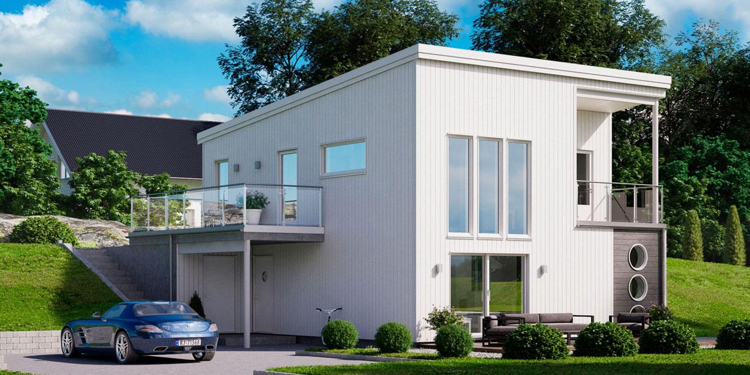 MARSTEIN  BRA 141 m² | Soverom 4