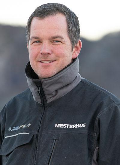 Lasse Molnes  Tømrer- Svennebrev
