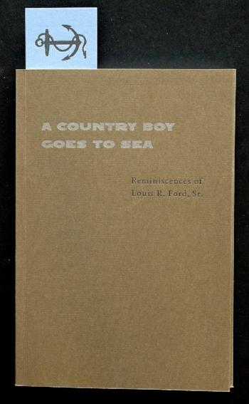 An example of Wofford's memoir work - this is a personal memoir by Louis R. Ford, Sr.