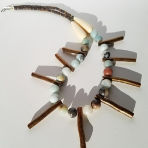 Necklace by Jameela F. Dallis