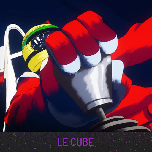 Copy of Le Cube