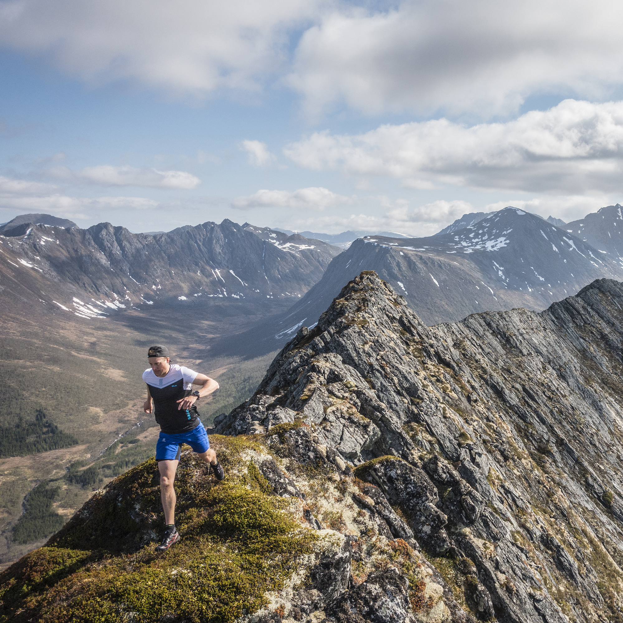 Photo from Kenn Lokkegaard, Danish mountain runner.