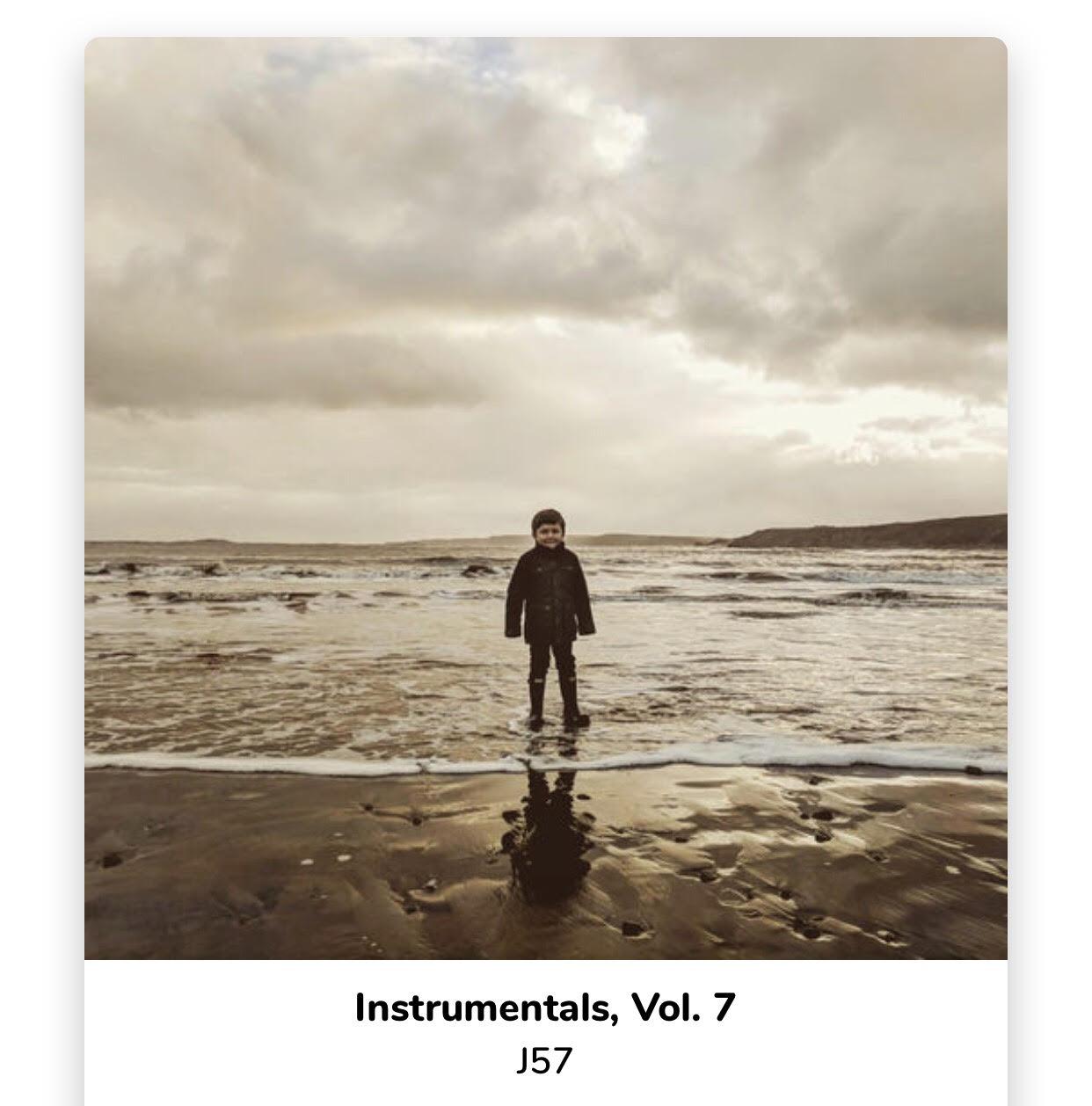 Instrumentals Vol. 7 - J57