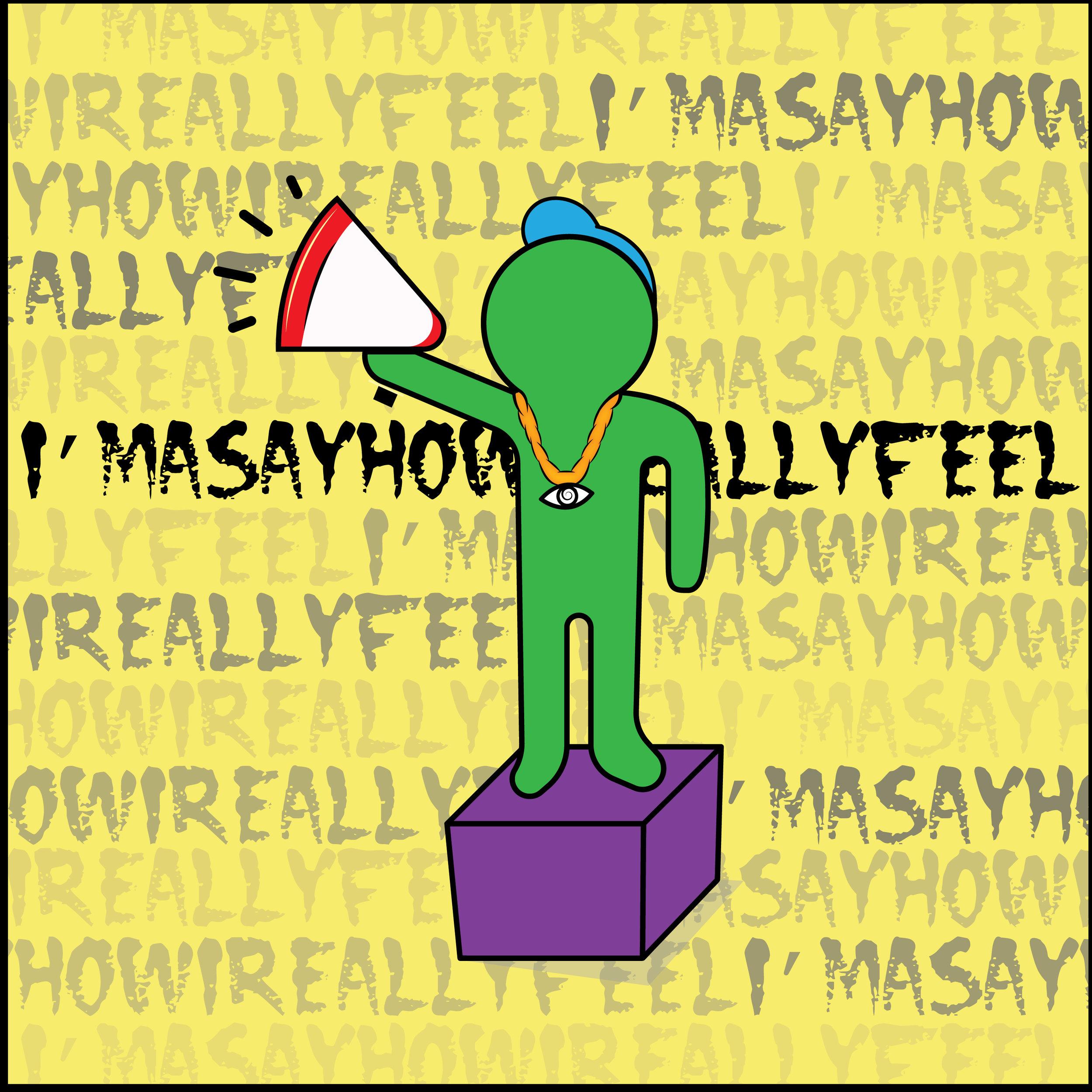 I'ma Say How I Really Feel - Katiah One & Deejay Element