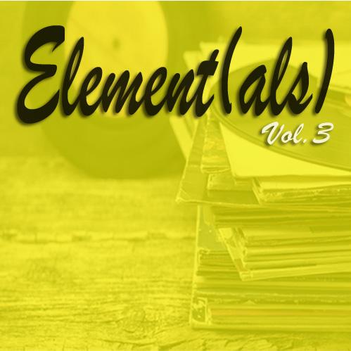 Element(als) Vol. 3 - Deejay Element
