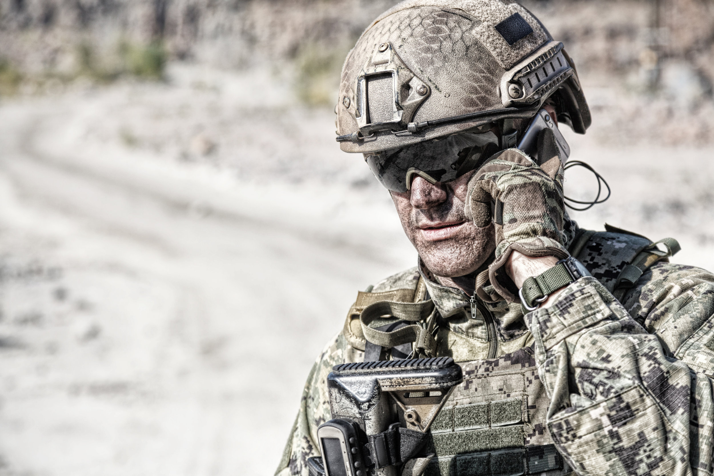 Soldier Systems (PPE & OCIE) -