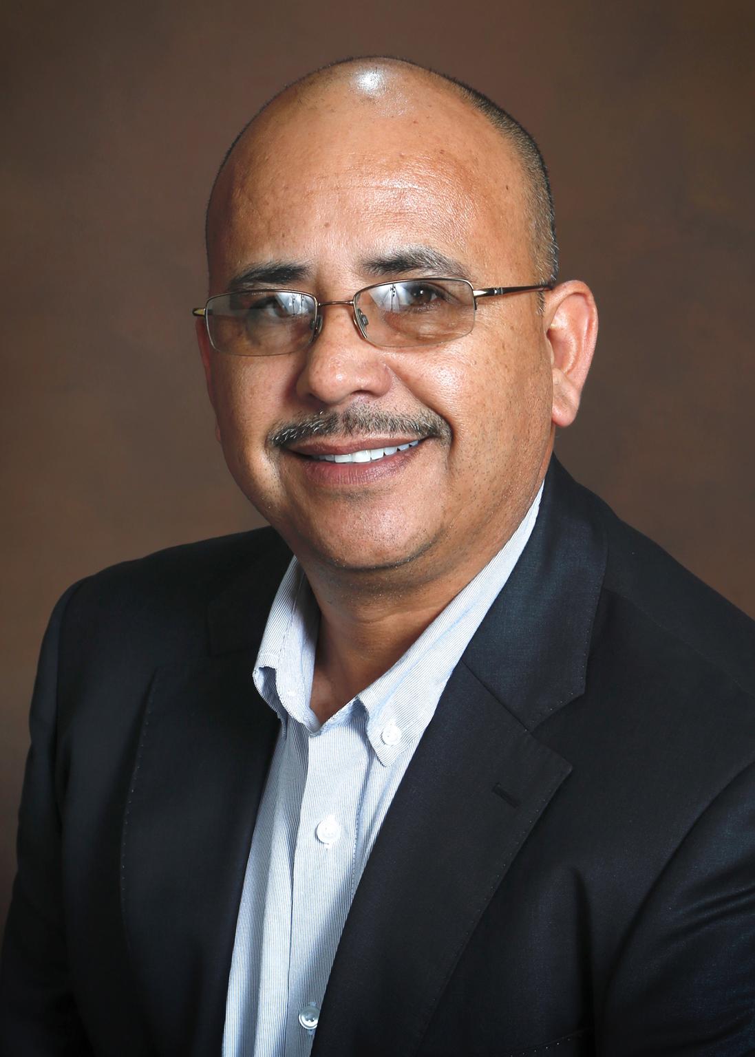 Miguel Ortega - General Superintendent