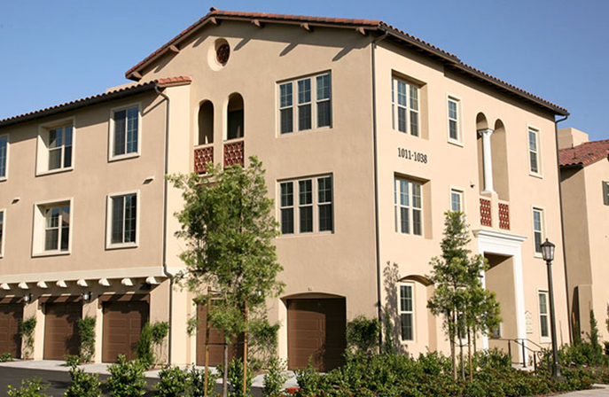 Orchard Hills - Irvine   500 Units - Greystone Builders