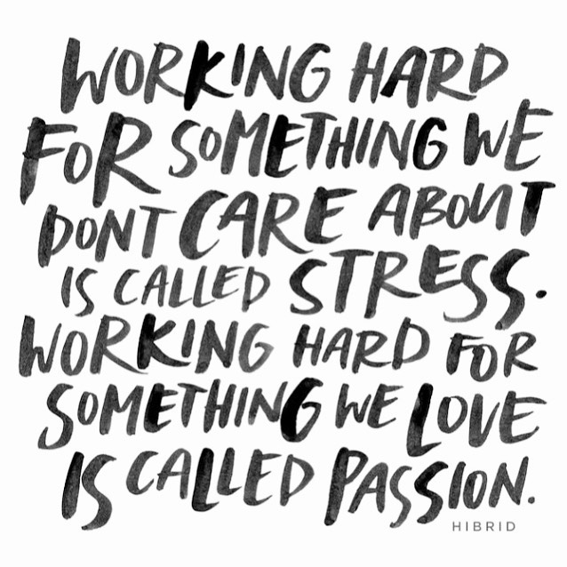 ✨Less stress, more passion✨