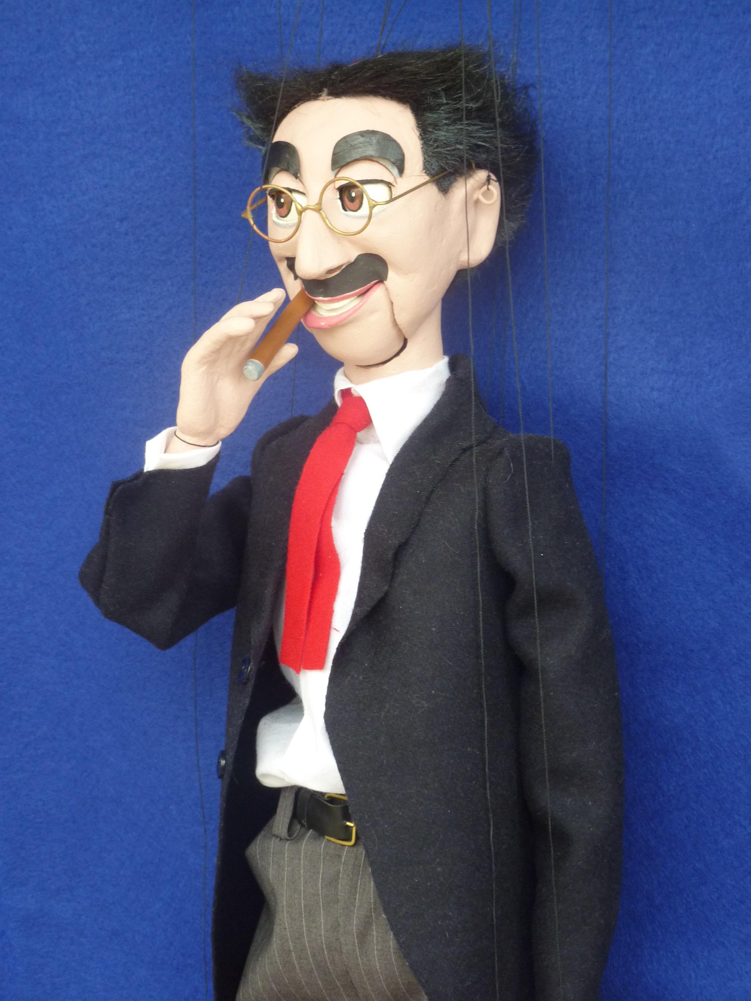 Pomeroy Puppets #29 Groucho Marx.JPG