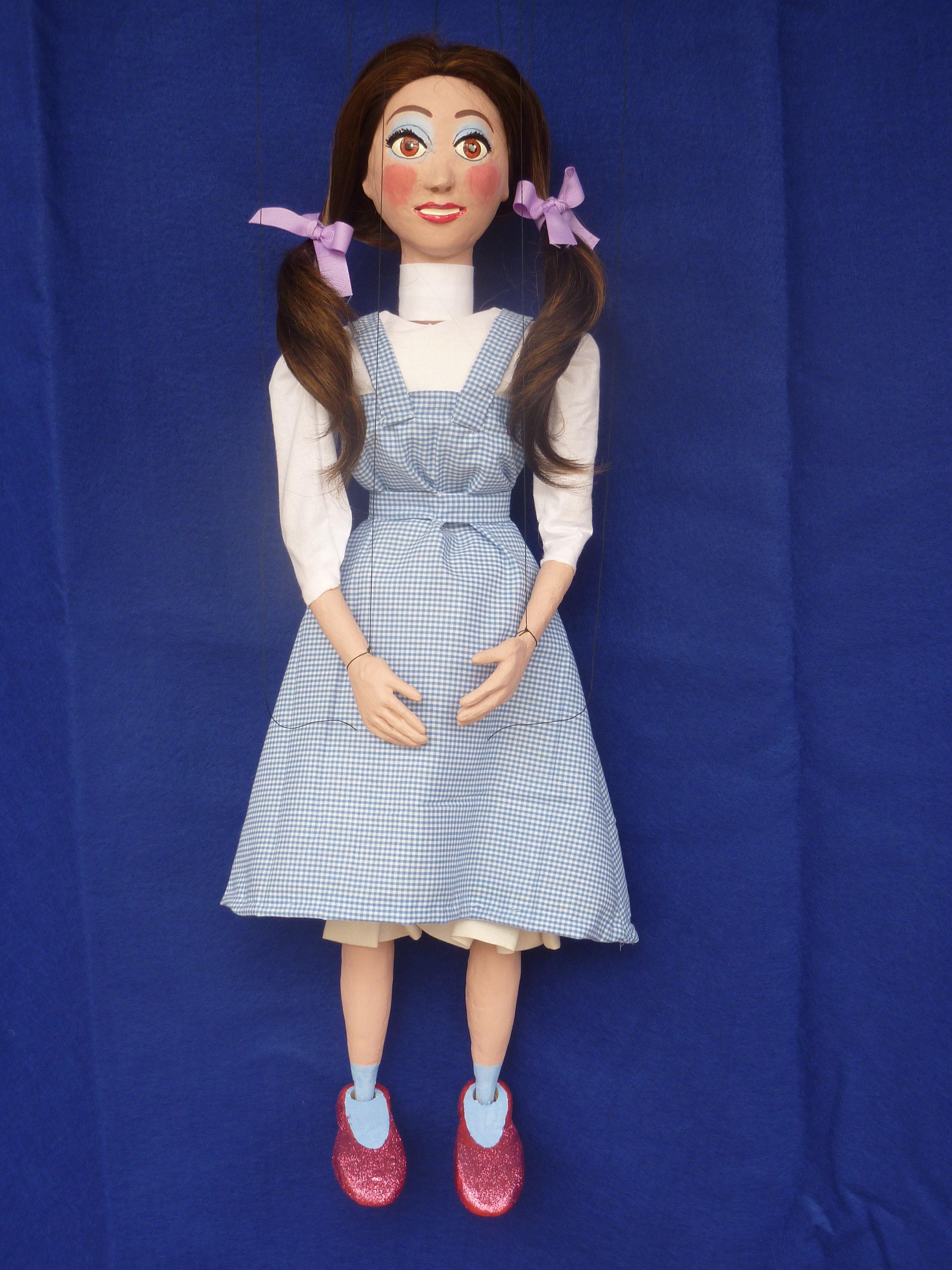 Pomeroy Puppets #40 Dorothy.JPG
