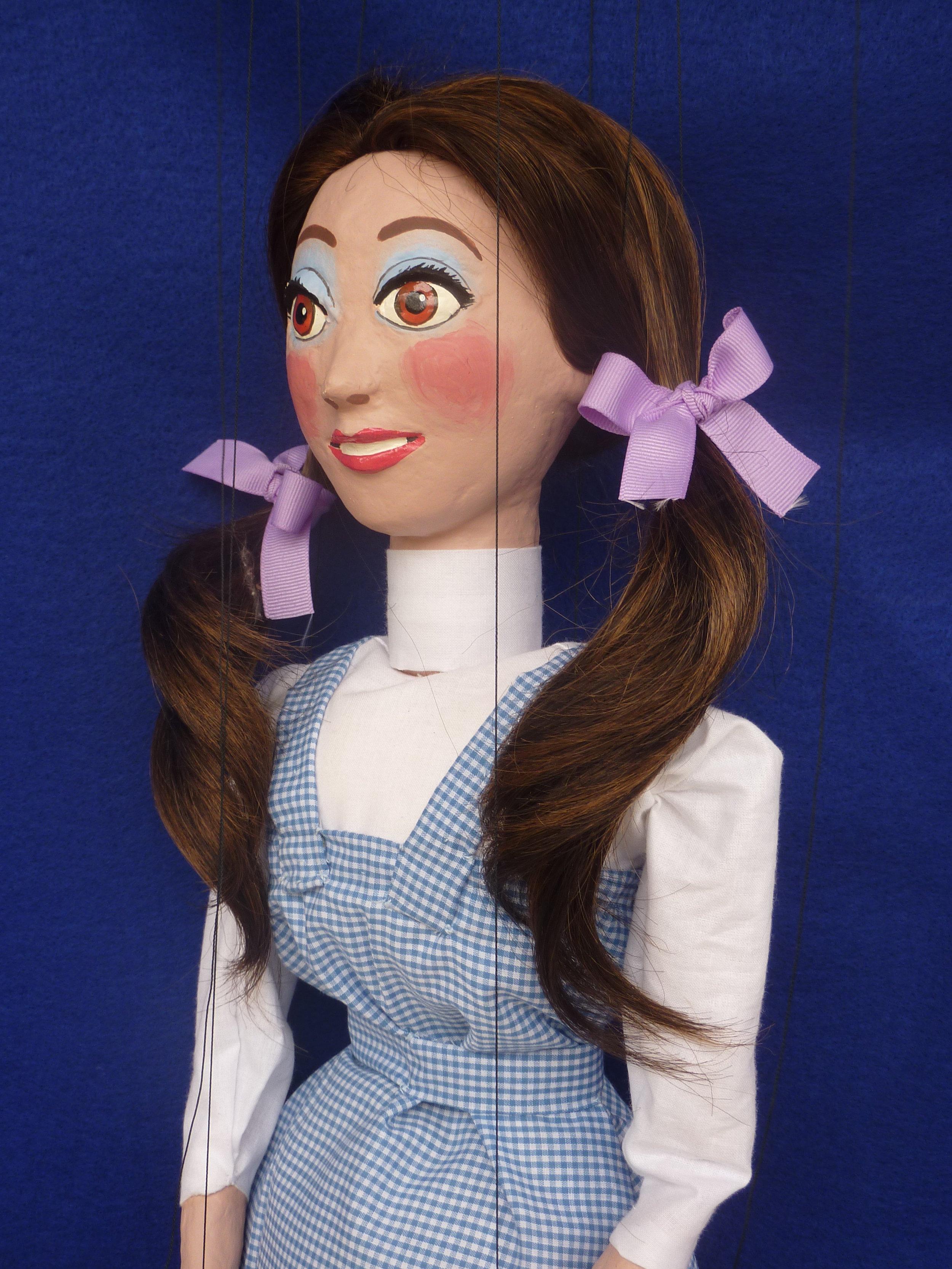 Pomeroy Puppets #43 Dorothy.JPG
