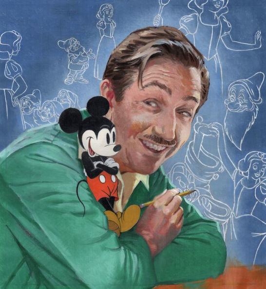 """Walt's Imagination"""