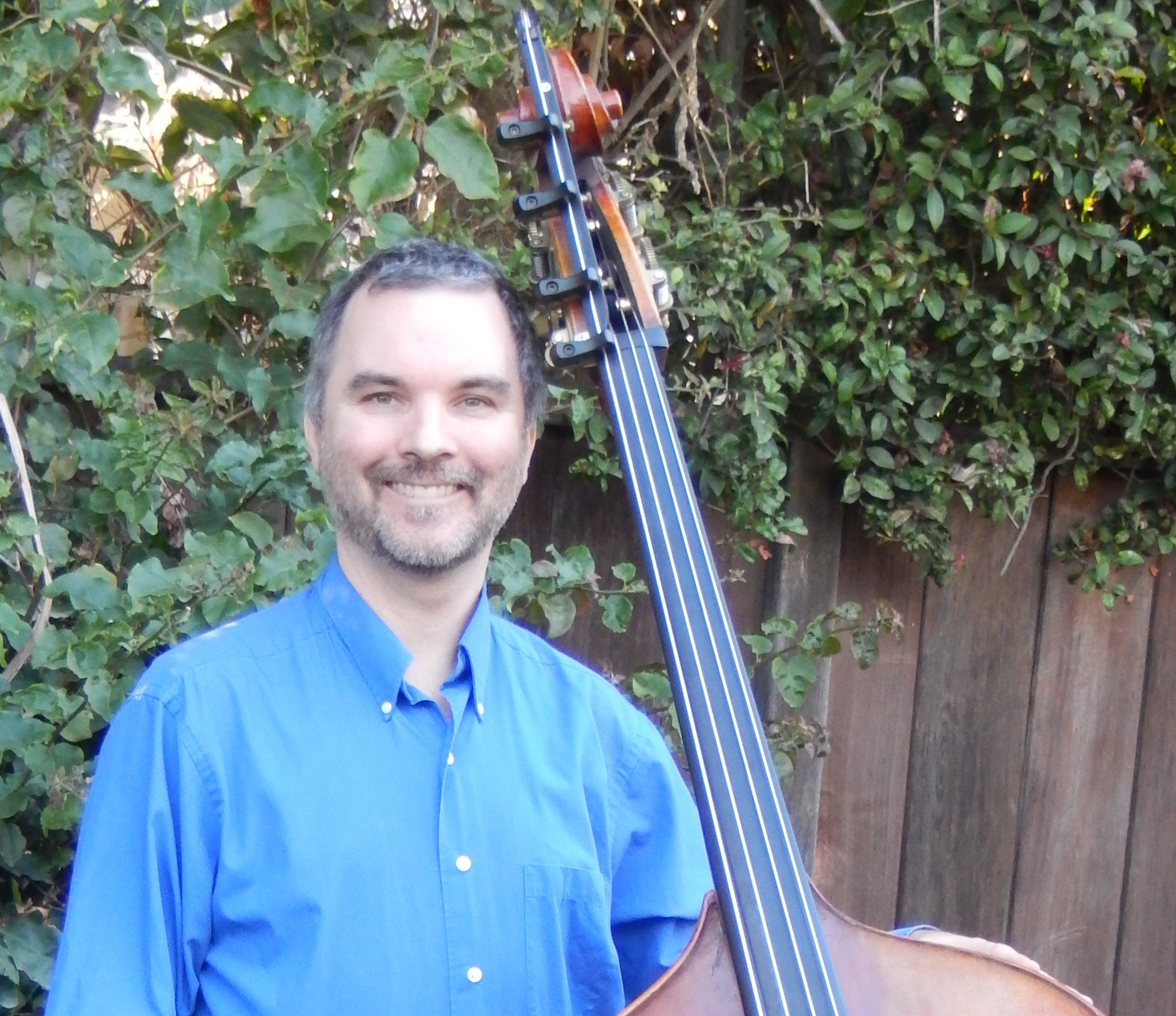 Composer, Bassist - John is a composer, bassist, improvisor, and teacher. He writes contemporary classical, jazz, and film trailer music. Equally comfortable on double bass as well as bass guitar, he performs around the Los Angeles area in such diverse genres as jazz, classical, musical theater, and world music.