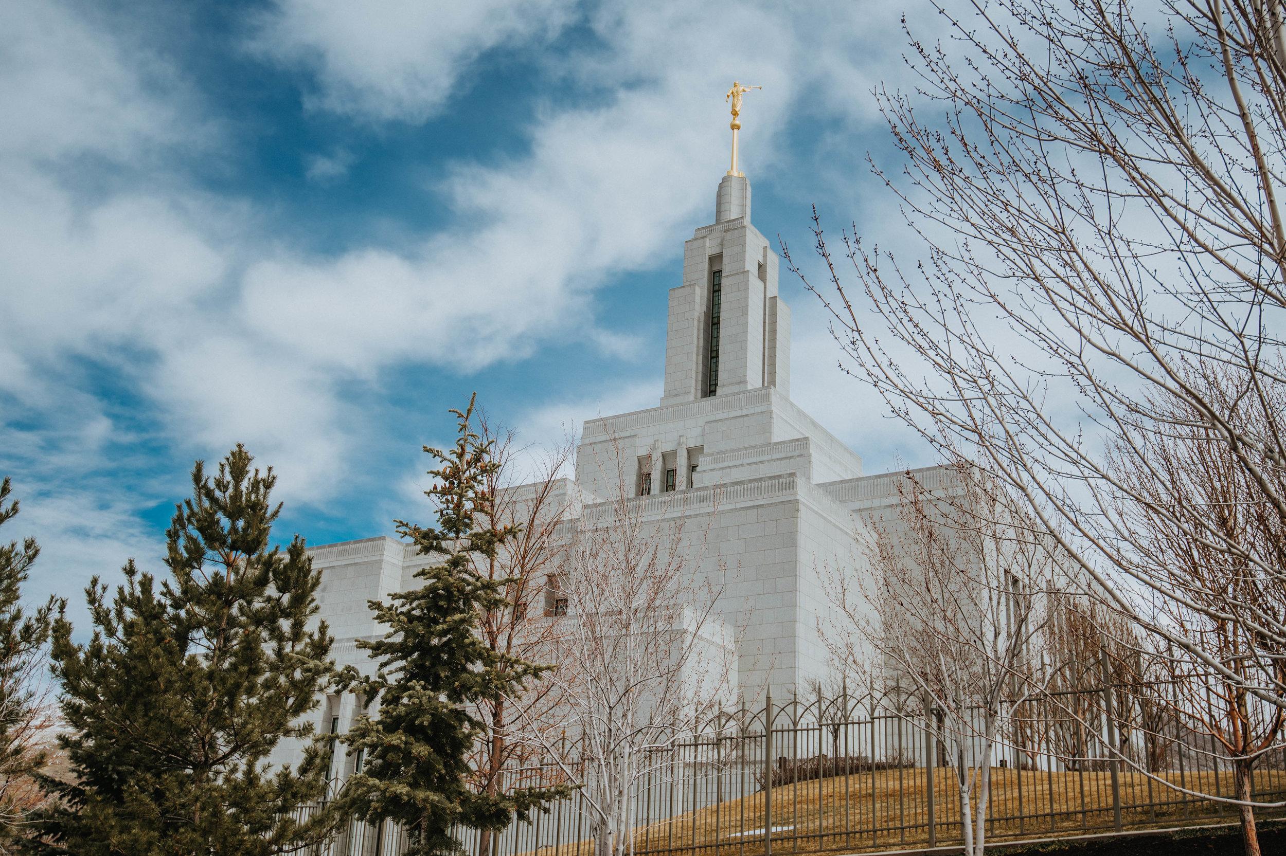 Draper Temple, Utah