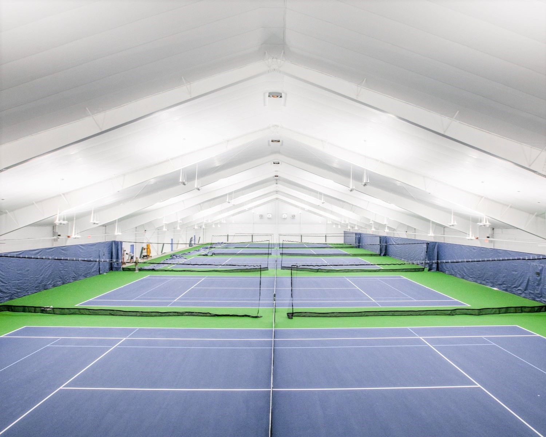 USTA Vancouver - Indoor Tennis Facility