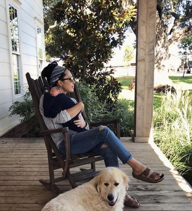 Joanna Gaines  - There's no way I could list my mom crushes and leave out this lady. Is there anything Joanna Gaines can't do? I'm so inspired by her simple style, big heart, and family values. Watching someone stay true to herself while growing to such huge fame is #goals. Even though Fixer Upper isn't being filmed anymore, I look forward to getting glimpses into the life of the Gaines family!