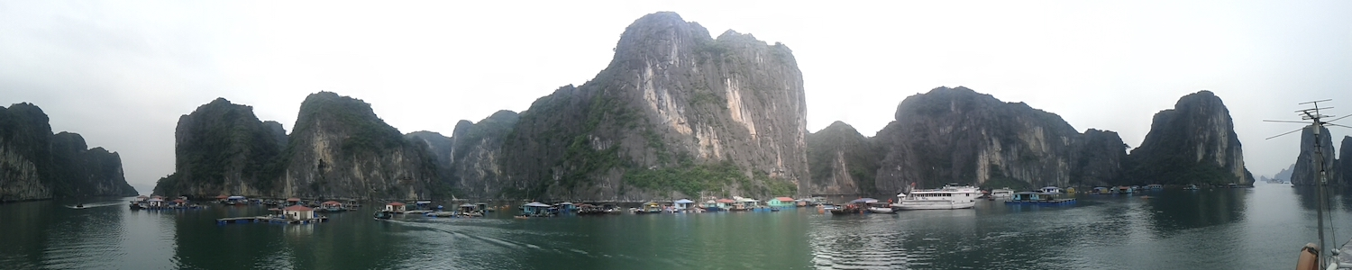 Ha Long Bay, Vietnam,
