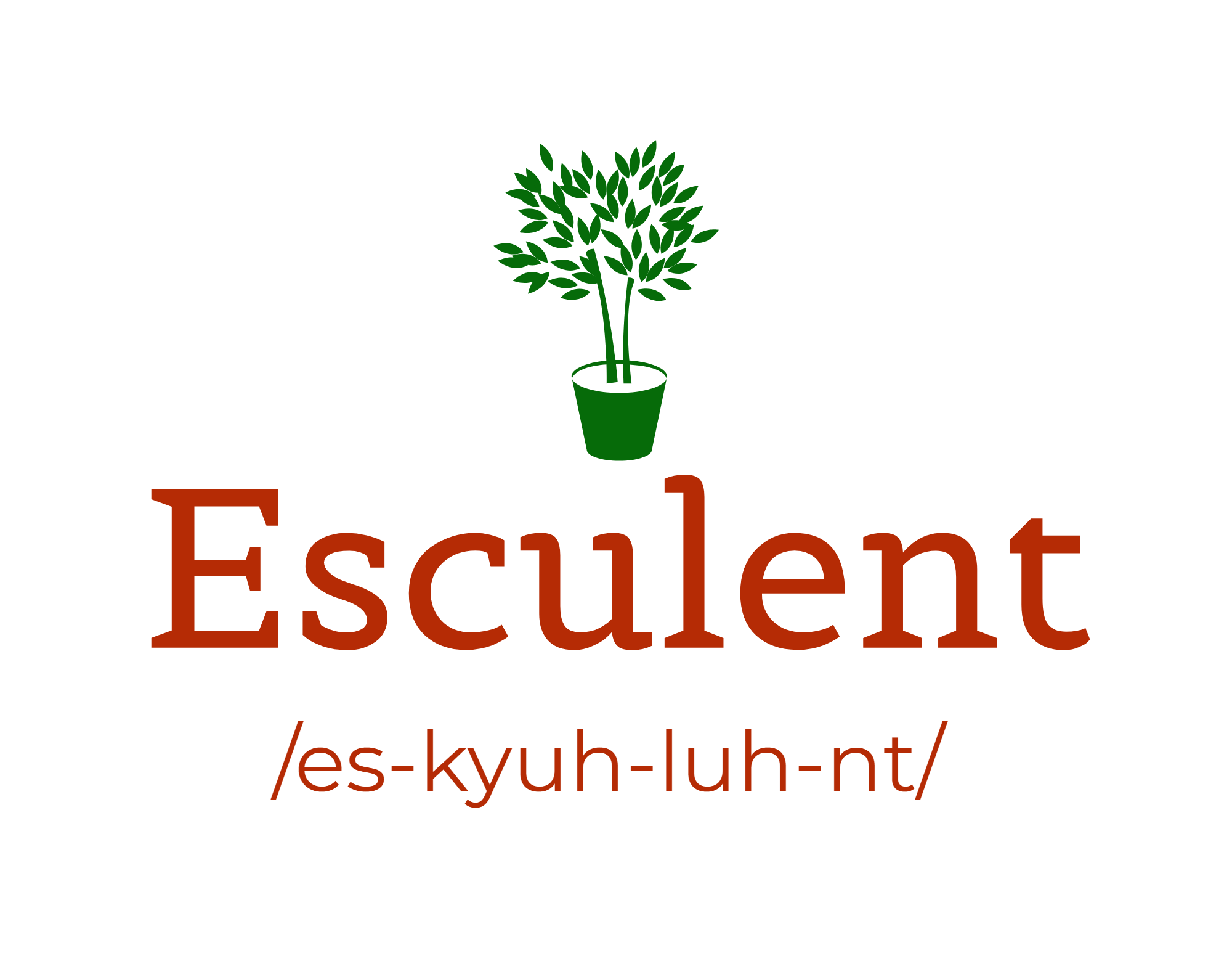 Welcome to the Esculent Blog!   Here we have an assortment of ideas and conversations around food. We have educational posts about gardens. If you would like us to engage with a particular idea or conversation that you do not see here, feel free to email us at Info@Esculentms.com