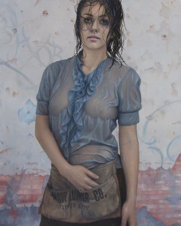 Rain or Shine | 16x20 Oil on Linen | SOLD