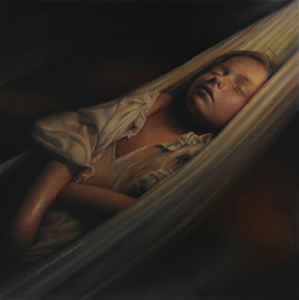 A Sailor's Slumber | 10x10 Oil on Panel | SOLD